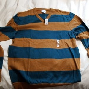 Old Navy Stripes Sweater